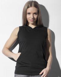T-Shirt mit Kapuze Cecilia Nakedshirt