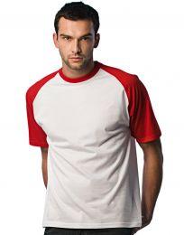 T-Shirt Base-Ball B&C Collection