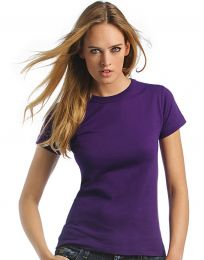Damen T-Shirt Exact 190 B&C Collection