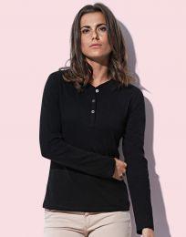 Langarm-Shirt Sharon Henley Stedman