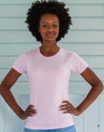 Damen T-Shirt Slim Russell