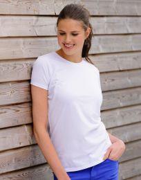 Damen T-Shirt HD Russell