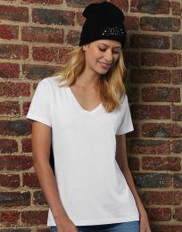 Damen T-Shirt Inspire V Neck B&C Collection