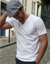T-Shirt Fashion V-Neck Sof Tee Jays