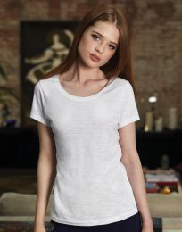 Damen T-Shirt Inspire Slub B&C Collection