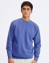 Herren Sweatshirt Crewneck Comfort Colors