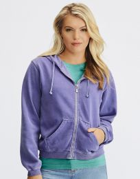 Damen Kapuzenjacke Comfort Colors