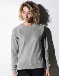 Damen Sweatshirt Lilou Raglan Nakedshirt