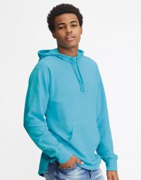 Kapuzen-Sweatshirt French Terry Scuba Comfort Colors