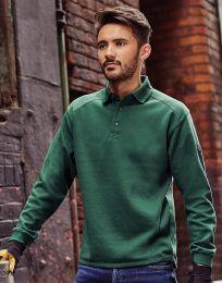 Sweatshirt Heavy Duty Collar Russell