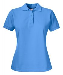 Damen Poloshirt Surf Pro Printer