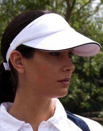 Visor-Cap Sport Result Headwear