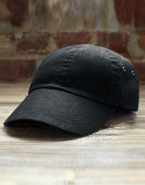 Solid Low-Profile Twill Mütze Anvil