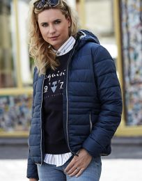 Damen Jacke mit Kapuze Zepelin Tee Jays