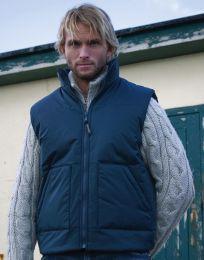 Bodywarmer mit Fleece-Futter Result