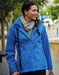 Damen Jacke Kingsley 3-in-1 Regatta