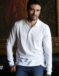 Poloshirt Langarm Luxury Stretch Tee Jays
