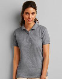 Damen Poloshirt Premium Cotton Gildan