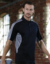 Poloshirt Cooltex® Contrast Kustom Kit