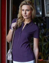 Damen Poloshirt Luxury Stretch Tee Jays
