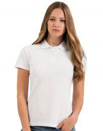 Damen Poloshirt Piqué ID.001 B&C Collection