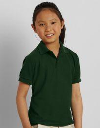 Kinder Poloshirt DryBlend Double Piqué Gildan