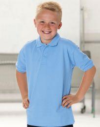 Kinder Poloshirt Russell