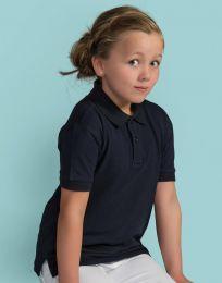 Kinder Poloshirt Baumwolle SG