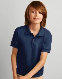 Kinder Poloshirt DryBlend Jersey Gildan