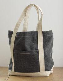 Einkaufstasche Canvas Denim Bags by Jassz