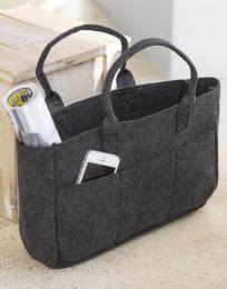 Einkaufstasche Front-Taschen Large Felt Bags by Jassz