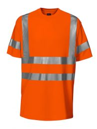 Warnschutz-T-Shirt EN ISO 20471 Kl. 3 6010 Projob