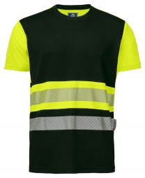 Warnschutz-T-Shirt EN ISO 20471 Kl.1 6020 Projob