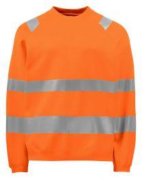 Warnschutz-Sweatshirt EN ISO 20471 Klasse 3 6106 Projob