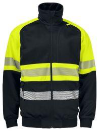 Warnschutz-Sweatshirt EN ISO 20471 Kl. 1 6120 Projob