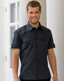 Hemd Roll Sleeve Russell