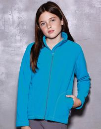 Kinder Fleecejacke Active Stedman