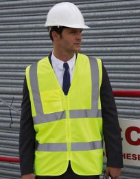 Weste Core Zip Safety Tabard Result