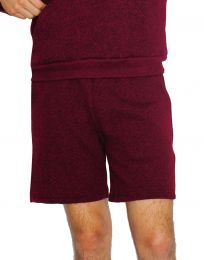 Unisex Gym-Shorts Salt and Pepper American Apparel