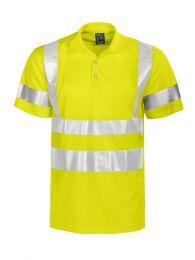 Warnschutz-Shirt Pique EN ISO 20471 Kl.3 6011 Projob