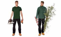 Arbeitskleidung Gärtnerei & Landschaft