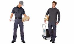 Arbeitskleidung Vetrieb & Logistik
